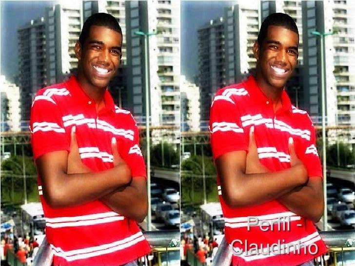 Perfil - Claudinho<br />