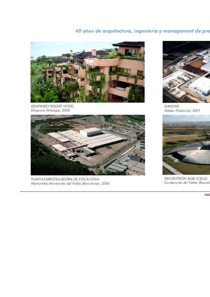 Corporate Profile Master Ingenieria Y Arquitectura