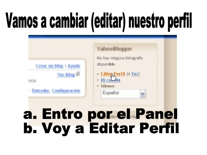 Perfil de Blogger Pablo Slide 3