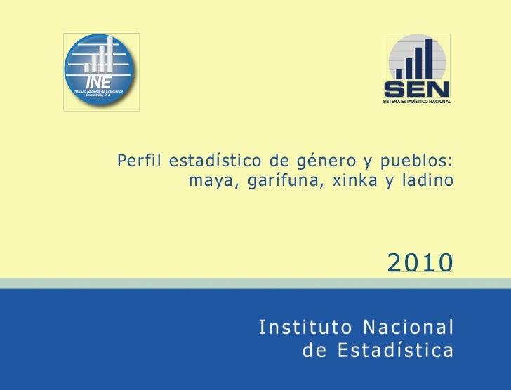 SISTEMA ESTADÍSTICO NACIONAL       INSTITUTO NACIONAL DE ESTADÍSTICA                    Oficinas Centrales:8ª. Calle 9-55, ...