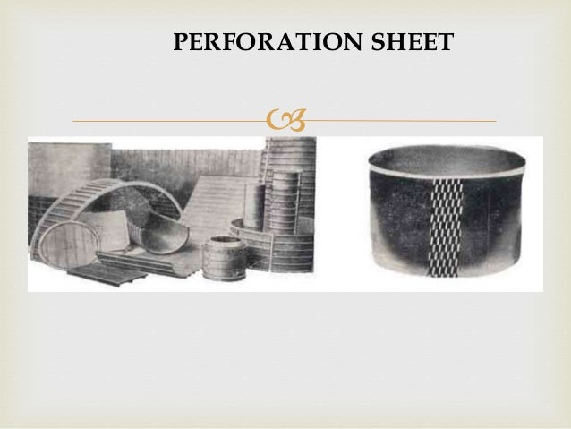 Perforated Sheet,Aluminium Material and Manufacturer in India Slide 3