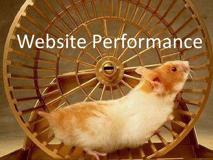 Website Performance<br />