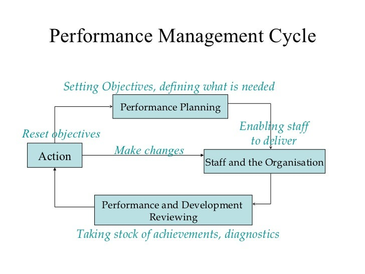 Performance Management Cycle Performance Planning Staff and the Organisation Performance and Development  Reviewing Enabli...