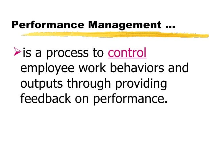 psychology performance appraisal system The performance appraisal system and analysis: a case study performance management is an organization's capacity or capability of developing the.