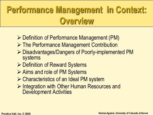 Herman Aguinis Performance Management Book