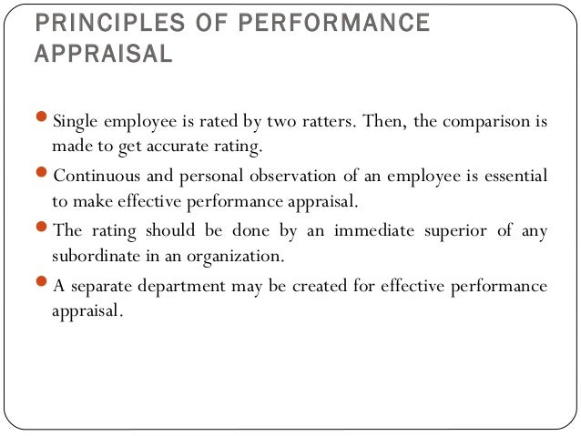 performance appraisal process essay The performance appraisal is conducted by the immediate manager or supervisor, who does a narrative writing and graphic scale analysis for rating the new employee performance.