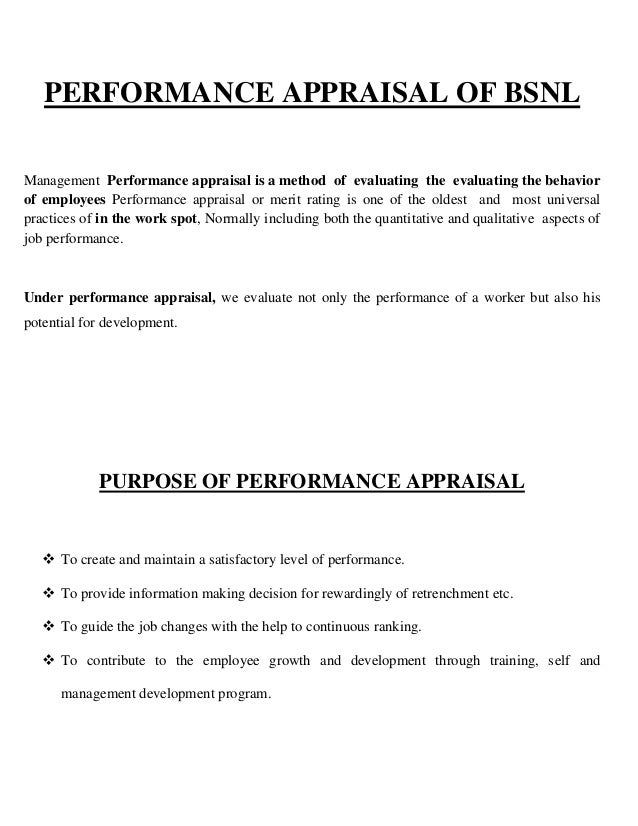 the consequences of performance appraisal Consequences of the performance appraisal experience michelle brown department of management, faculty of economics and commerce, university of melbourne, melbourne, australia.