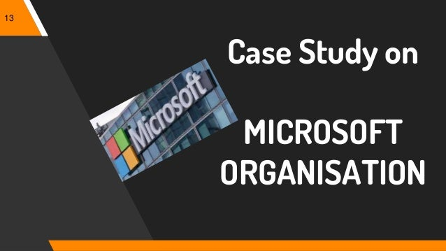 PERFORMANCE APPRAISAL AND CASE STUDY ON MICROSOFT