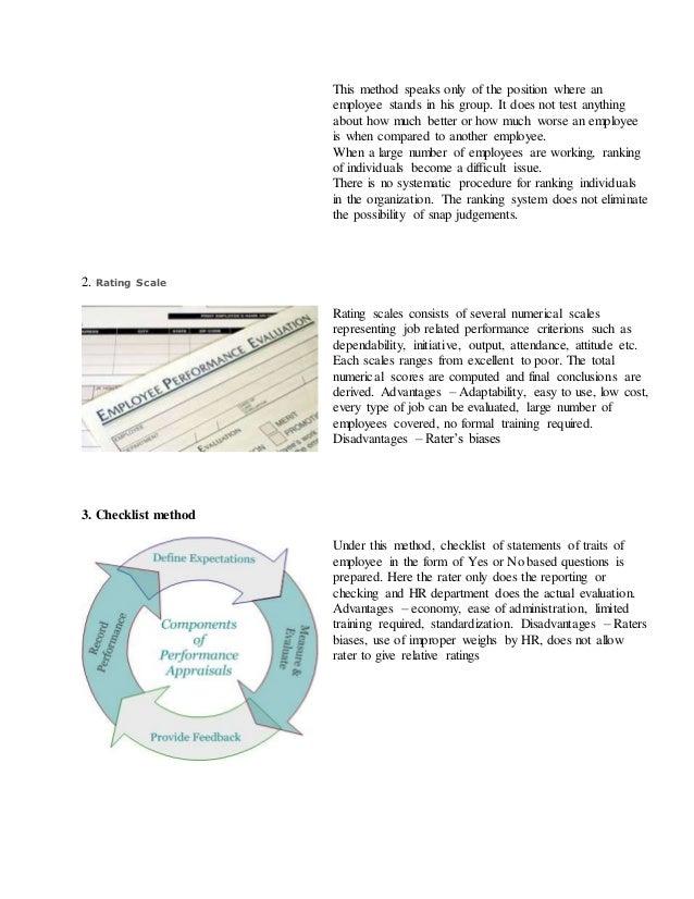 Performance appraisal assignment Slide 3