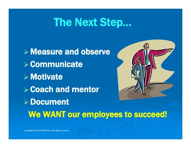 Understanding how to motivate to improve
