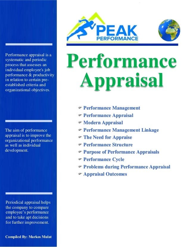 Performance Appraisal  Performance Management  Performance Appraisal  Modern Appraisal  Performance Management Linkage...