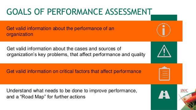Solutions For Improvement Of Corporate Performance: Performance Asses…