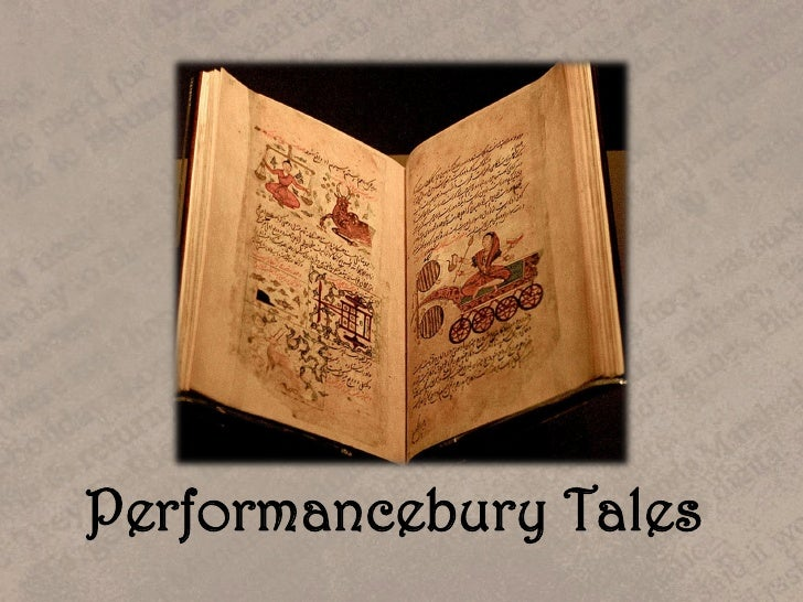 Performancebury Tales