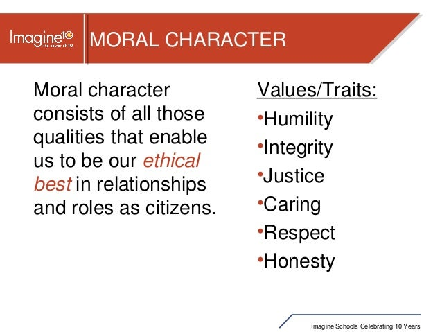 6 core moral values and their meanings Definitions of the 125 values accountability/ethics to hold yourself and others accountable to a code of ethics derived from your values to address the appropriateness of your behaviour in relation to your values.