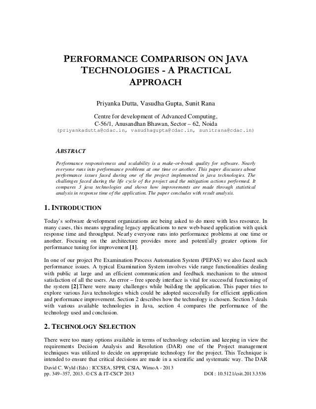 David C. Wyld (Eds) : ICCSEA, SPPR, CSIA, WimoA - 2013 pp. 349–357, 2013. © CS & IT-CSCP 2013 DOI : 10.5121/csit.2013.3536...