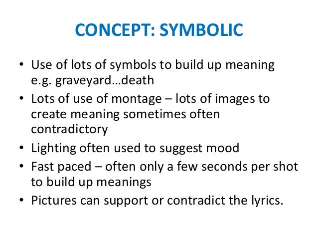 thematic concept definition