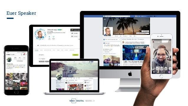 Erfolgreiches Performance Marketing auf Facebook #AFBMC Slide 3