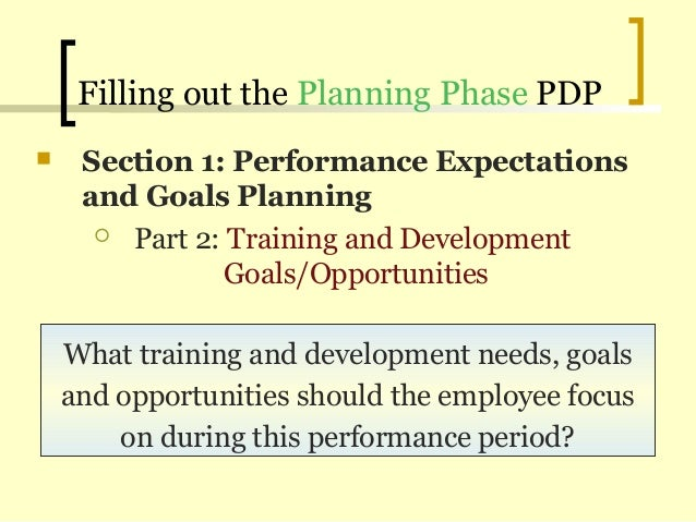training development and mnc performance Training and development career development  while an idp is not a performance evaluation tool or a one  and accountability for their career development,.
