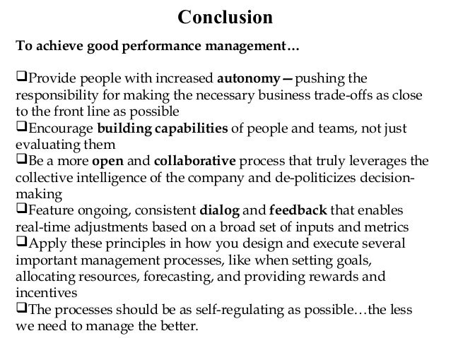 effective performance management with the balanced Effective performance management with the balanced scorecard published on jun 28, 2010 this report considers the more recent developments in balanced scorecard thinking, in particular the key role of strategy mapping.