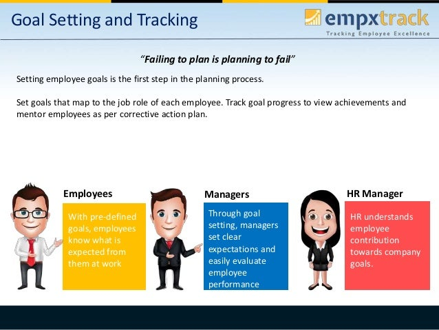 Build High Performing Workforce with Empxtrack Performance Management Slide 2