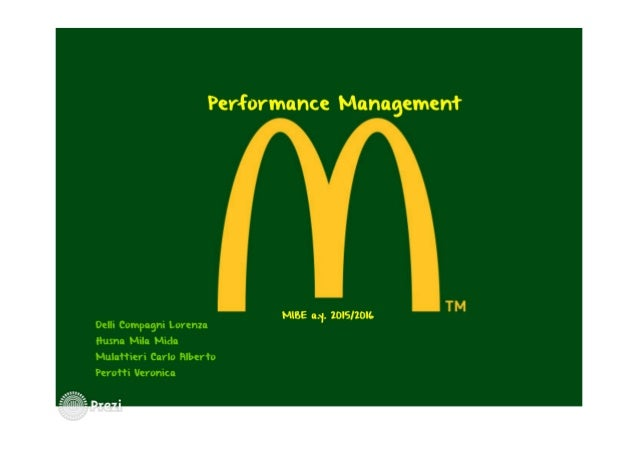 leadership and change management at mcdonalds Thanks to jim skinner's no-nonsense leadership, mcdonald's is doing for more on mcdonald's, watch this fortune stressing that leadership change doesn't.