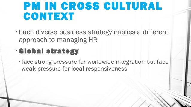 cross cultural issues in performance management A key challenge for hr is how to manage performance for a wide variety of  cultures find out how they do it.