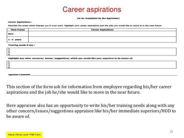 Career aspirations essay stanford
