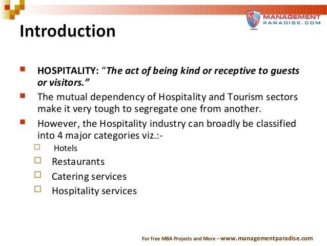 latest information system in hospitality industry essay Hospitality industry on the effects of social media, furthermore to establish if social media is effective and recommended, and if so, provide an insight and proposition for adopting social media as a platform for marketing purpose.