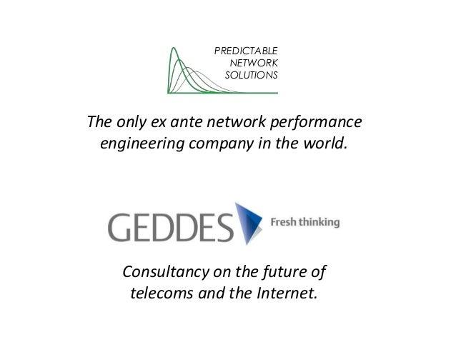 Advanced network performance measurement techniques Slide 3