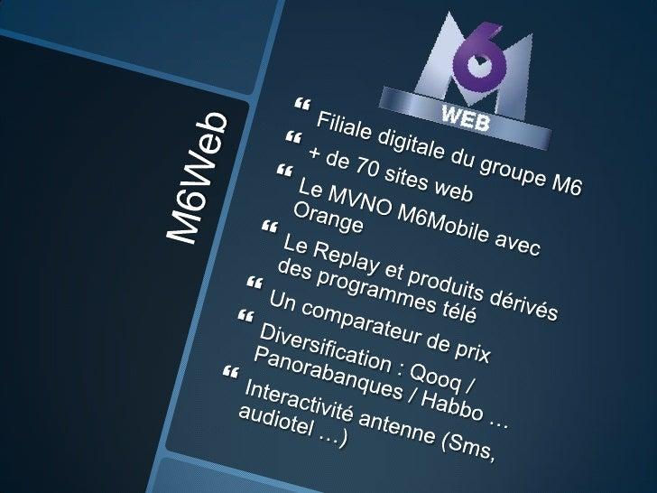 Performances php chez M6Web Slide 2