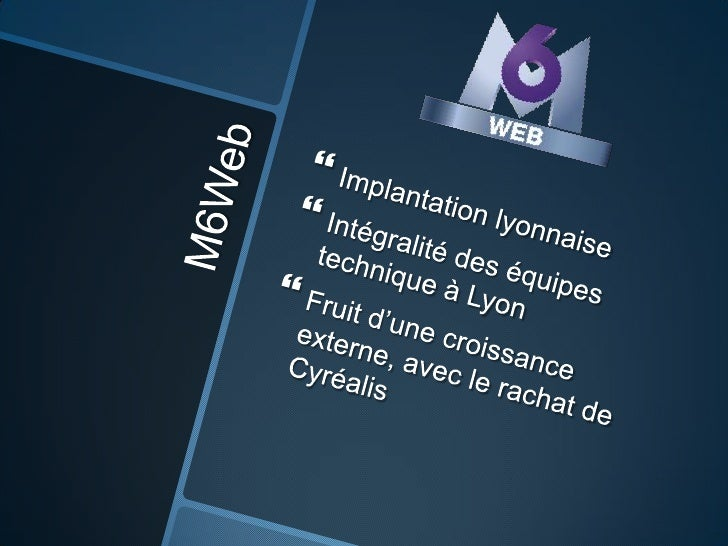 Performances php chez M6Web Slide 3
