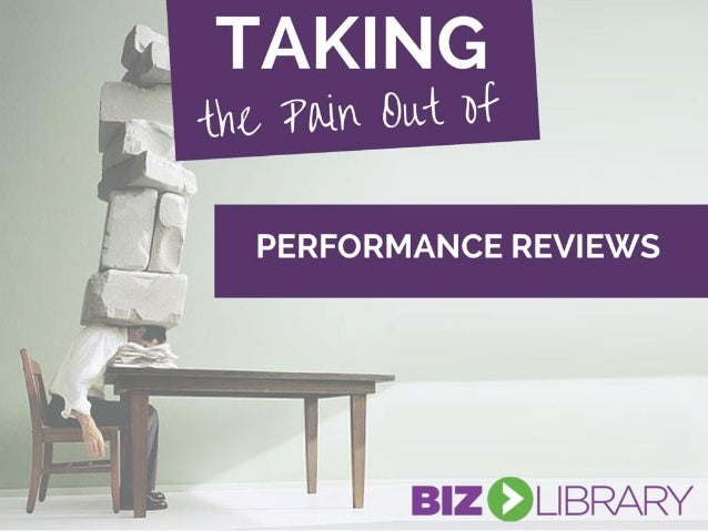 ?  What is your biggest pain with performance reviews?