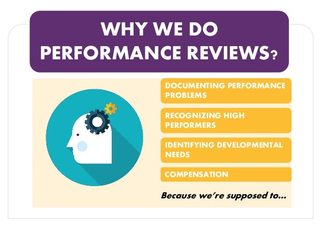 Taking The Pain Out Of Performance Reviews  Webinar