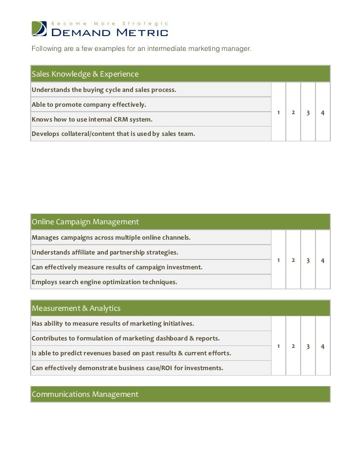 Performance Review Template – Company Performance Review Template