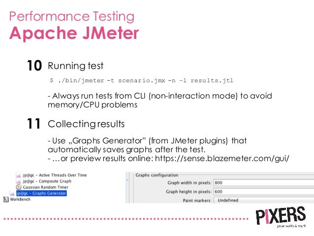 Performance Testing - Apache Benchmark, JMeter