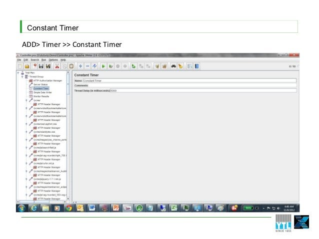Constant TimerADD> Timer >> Constant Timer