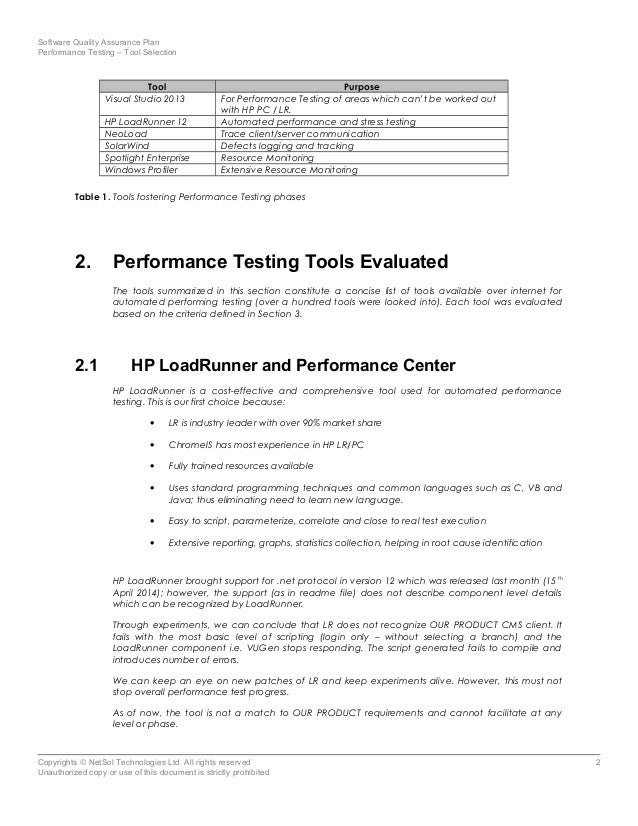 Performance Test WCF/WPF app - Selecting right Tool
