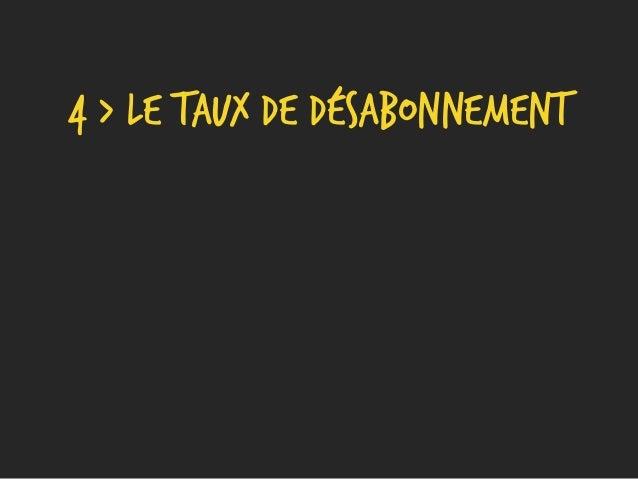 5 > Le ROI