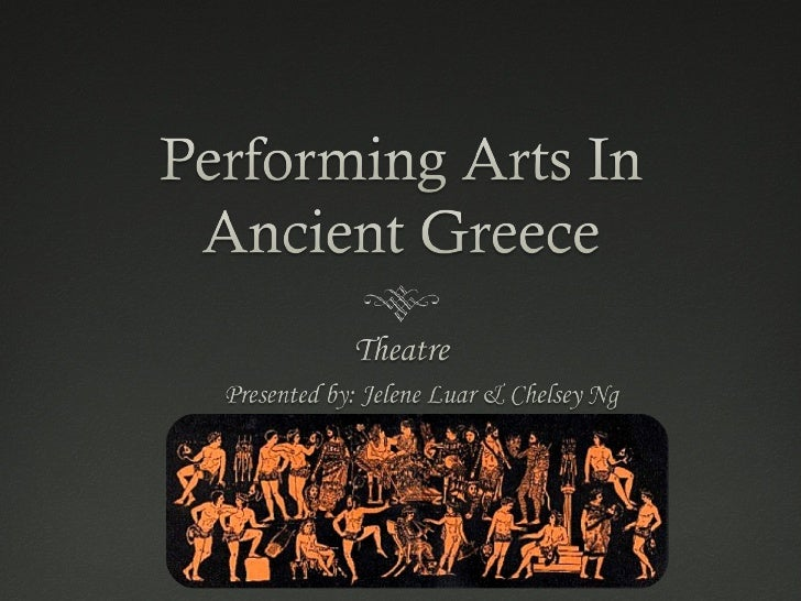 a history of the theater drama and performing arts in ancient greece Ranging from ancient greece to the present  theatre history explained paperback  #1598 in books  arts & photography  performing arts  theater  history.