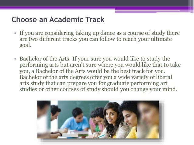Performing Arts Professional - How to Find the Best Education Slide 3