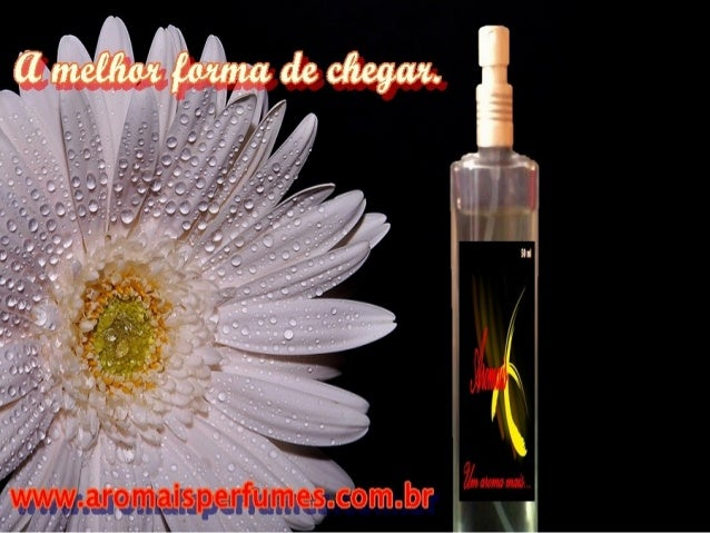 Perfumes aromais