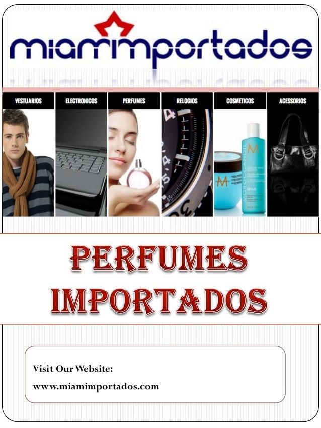 Visit OurWebsite: www.miamimportados.com
