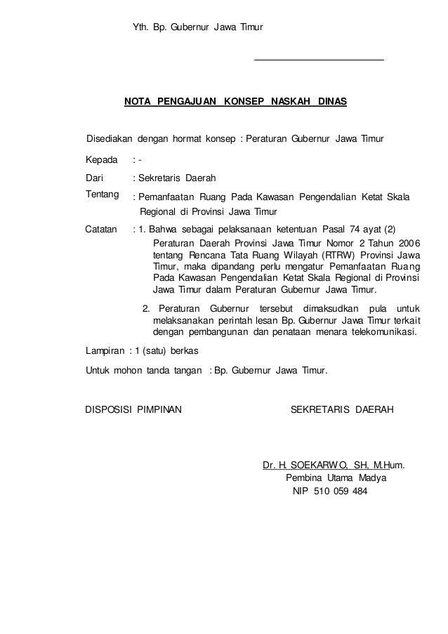 download Pergub Jatim no 61 tahun 2006 tentang Pemanfaatan ...