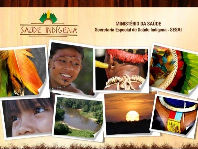 INSTITUTO NACIONAL DE SAÚDE INDÍGENA  1) O que é o Instituto Nacional de Saúde Indígena (INSI)?  RESPOSTA: O Instituto Nac...