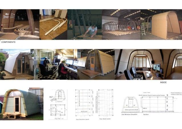 PerArchitects Cardboard architecture