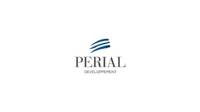 |2015 Présentation de PERIAL Développement