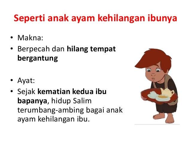 Peribahasa Menengah 1