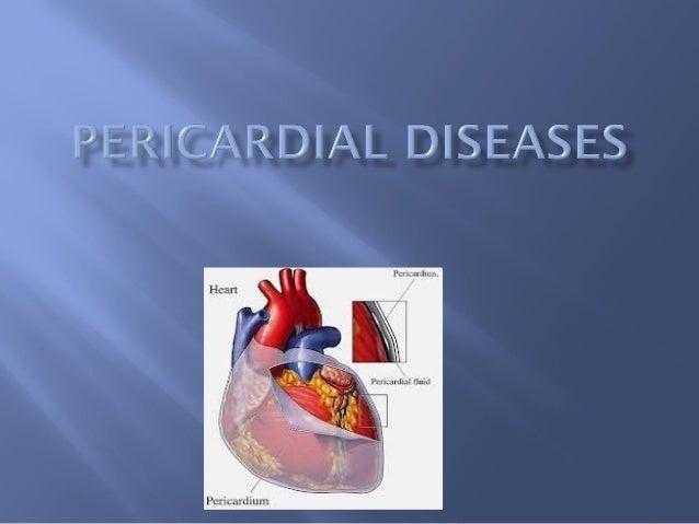 1) Anatomy of pericardium 2) Overview of pericardial disease 3) Clinical presentation 4) Acute pericarditis 5) Chronic per...