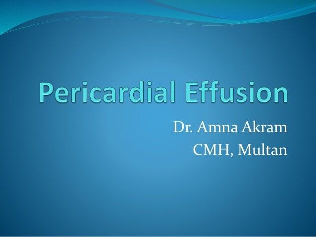 Dr. Amna Akram CMH, Multan