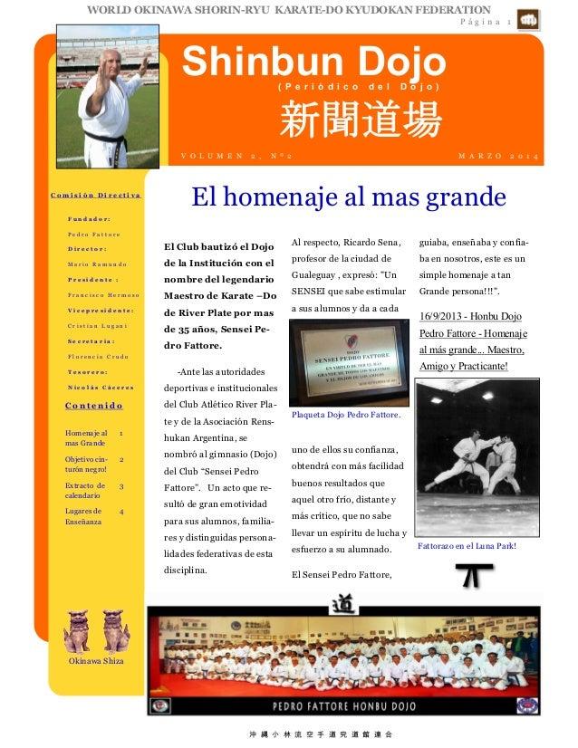 """guiaba, enseñaba y confia- ba en nosotros, este es un simple homenaje a tan Grande persona!!!"""". 16/9/2013 - Honbu Dojo Ped..."""